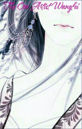 Con artist Wangfei by koeygurl93