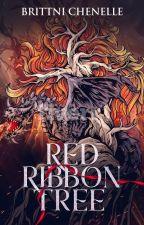 Red Ribbon Tree by BrittniChenelle