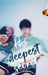 His Deepest Secret ☑️ cover