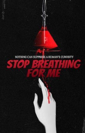Stop Breathing For Me   ERERI/RIREN by Heichou_Anna