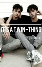 """""""It's A Twin-Thing"""" // Dobre Twins by byunieberrie"""