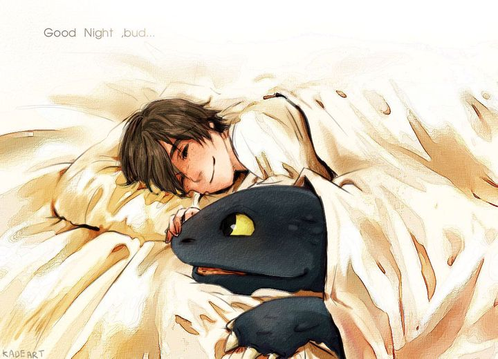 Hiccup x Toothless - Love!!! - Wattpad