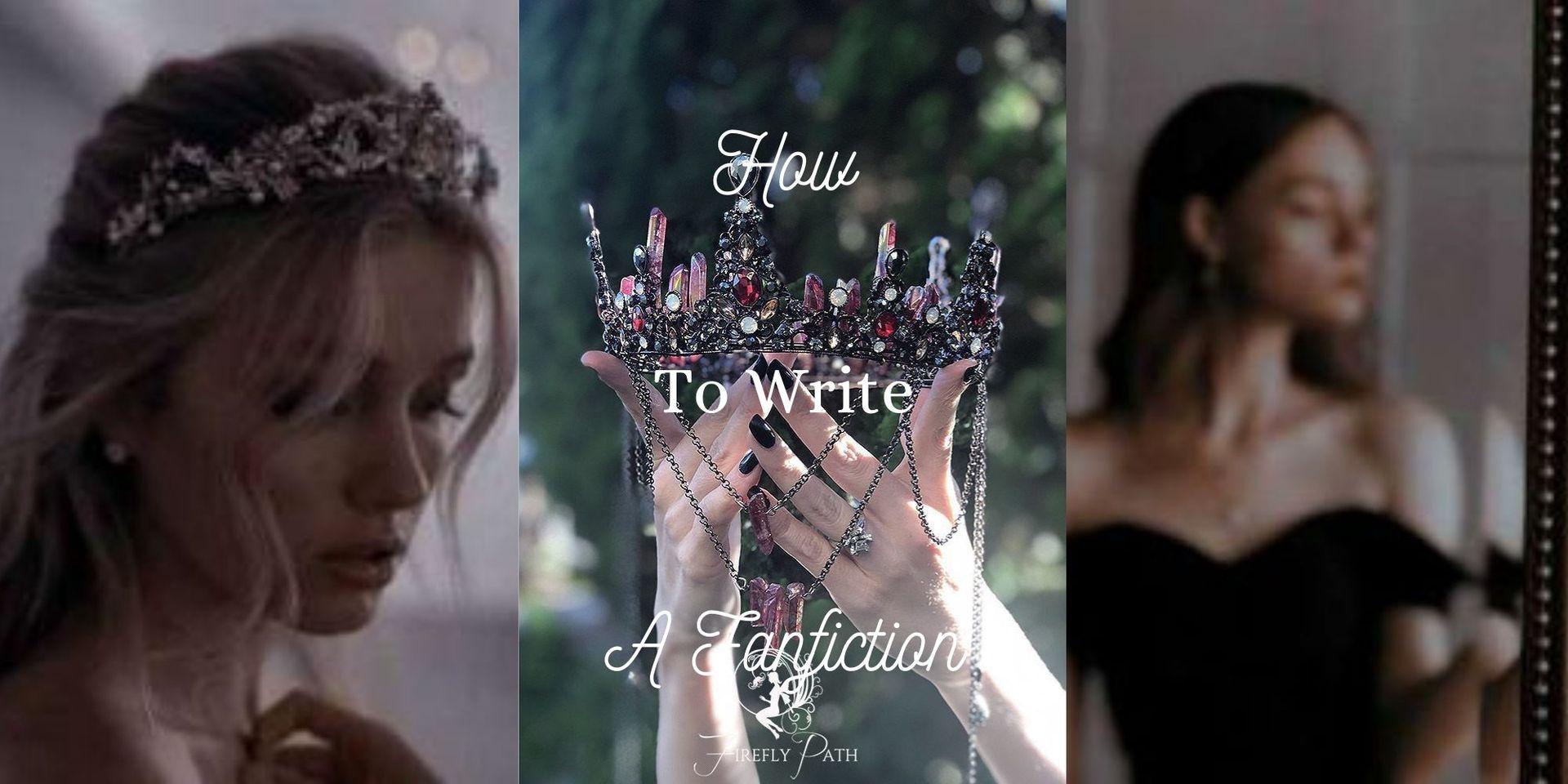 How To Write A Fanfiction - 𝘋𝘦𝘴𝘤𝘳𝘪𝘱𝘵𝘪𝘰𝘯 - Wattpad
