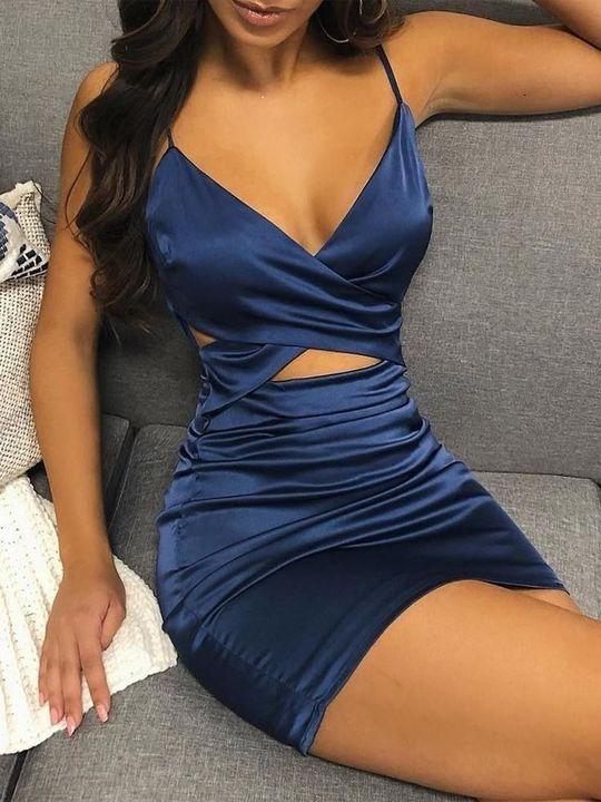 Vestido Colado