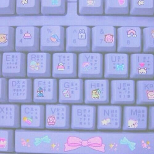Aesthetic Keyboard Wattpad