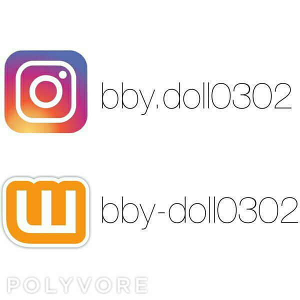 YOU GUYS SHOULD FOLLOW ME HERE, ON WATTPAD, AND ON INSTAGRAM:
