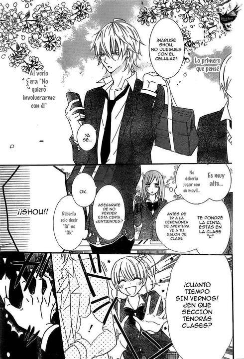 Namaikizakari Manga Capítulo 1 Wattpad