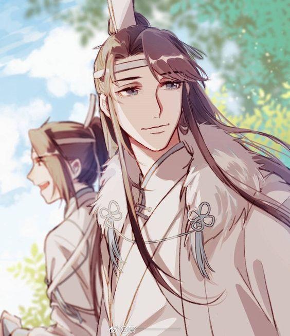 Wei Ying sorriu e mais animado voltou a comer a refeição preparada por WangJi, pouco depois o clima era outro, Wei Ying tagarelava sem parar sobre o que havia aprendido com os outros discípulos e principalmente que estava cultivando para o cabelo ...