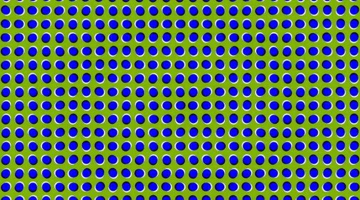 ⚡️Ambiguous cylinders illusion