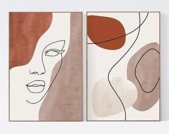 Wallpaper Aesthetic Abstrak I Wattpad