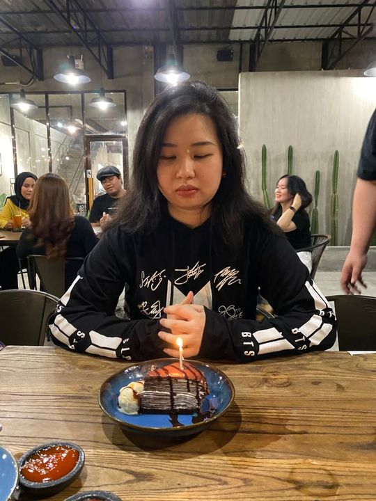 I'm officially 24 years old now