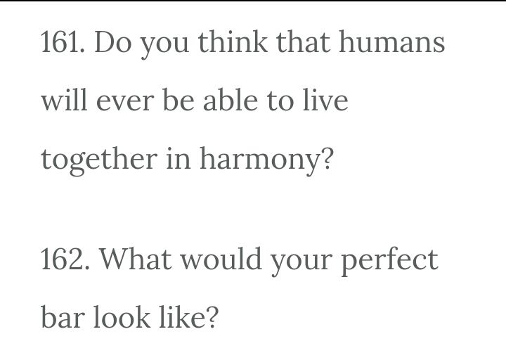 A to girl questions ask perfect 20 Questions