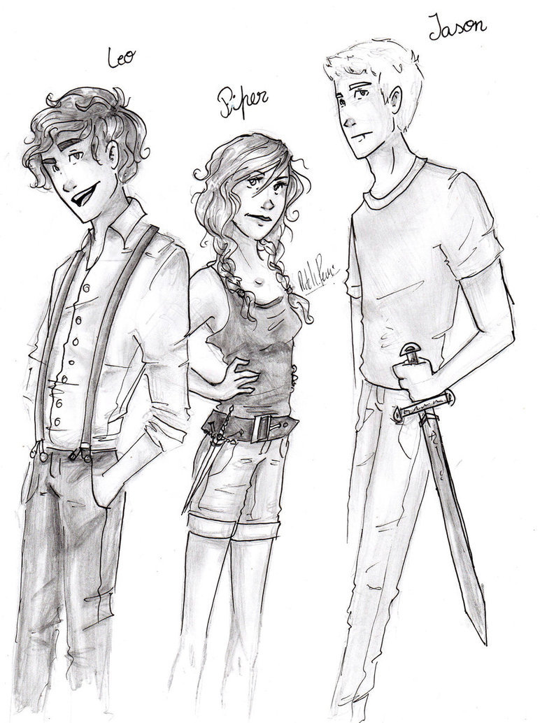 The ups and downs of the Percy Jackson & the Olympians