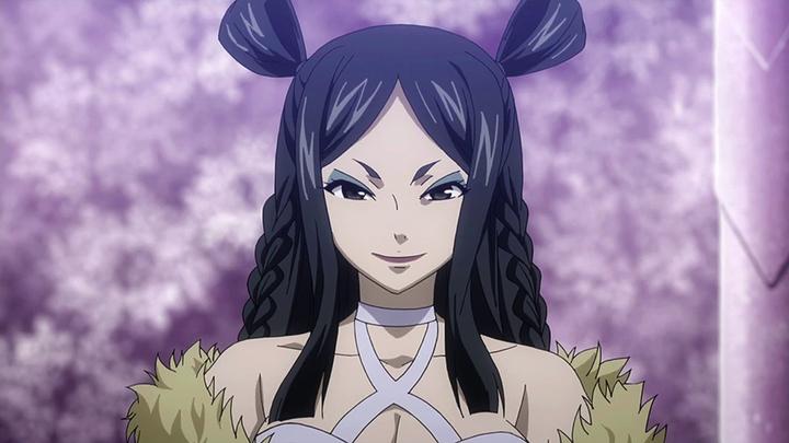 Fairy Tail Profile - Minerva Orland ミネルバ・オーランド - Wattpad