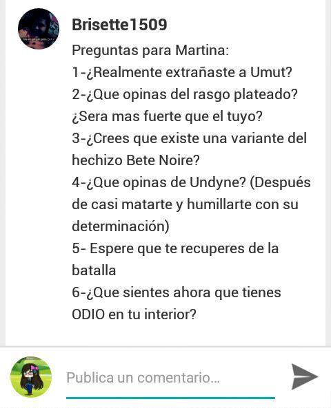 Ask Martina The Dark Preguntas Y Respuestas Wattpad