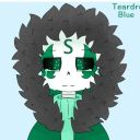 TeardropBlue